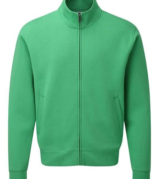 Apple Authentic College Full Zip Painatuksella